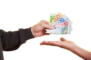 Die Auszahlung einer Kapitallebensversicherung kann einmalig oder als Rente erfolgen.