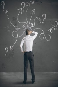 Kapitalbildende Lebensversicherung oder Risikolebensversicherung? Das ist immer eine persönliche Entscheidung.